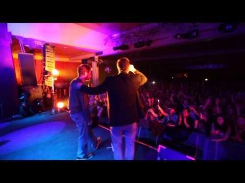 Marteria - Sekundenschlaf mit Peter Fox (Live im Astra Berlin)