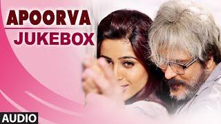 Apoorva Jukebox    Full Audio Songs    V. Ravichandran, Apoorva
