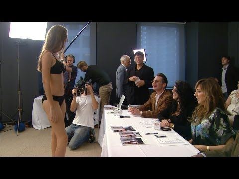 Видео, Inside Victorias Secrets Fashion Show Casting