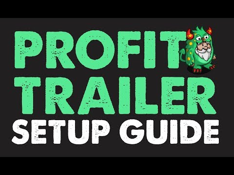 Profit Trailer : How to Setup Profit Trailer  | The Real Deal Cryptocurrency Trading Bot