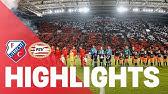 HIGHLIGHTS   FC Utrecht - PSV