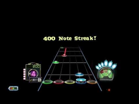 『Guitar Hero III』 American Footballl // Never Meant (Download)