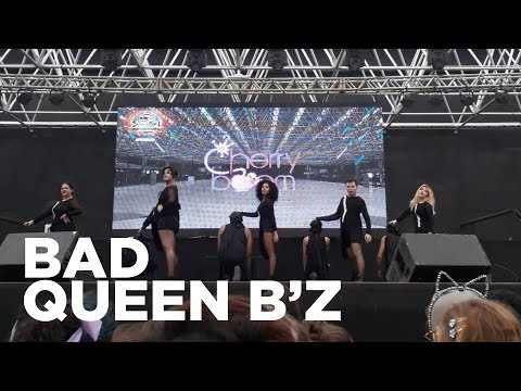 [CHERRY BOOM]  Queen B'z - Bad - Dance Cover - Super Con PB 2018