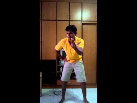 Santhosh dance composition part1
