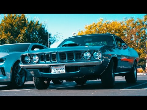 Cars, Coffee and Sony A6300, 4K, Cinematic, Color Graded