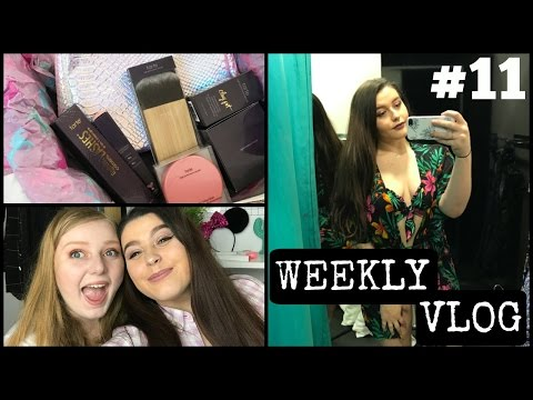 1ST A LEVEL EXAM, DELIVERIES & MEXICO SHOPPING! | Weekly Vlog #11
