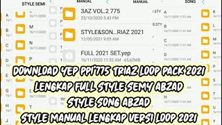 Download yep dan ppi775 triaz versi 2021 Kusus yamaha