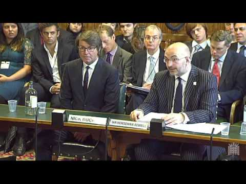 HoC Home Affairs Committee - IPCC - G4S - July 17, 2012