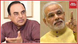 PM Modi Slams Subramanian Swamy Attacking Govt Functionaries