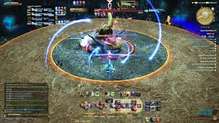 FFXIV: Stormblood Gameplay - 62 - Bard - Hell
