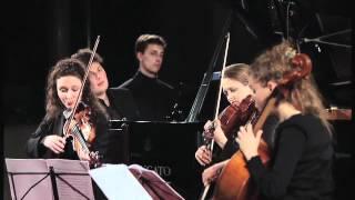 DUBOIS, Quintette en fa majeur pour piano et cordes (Adagio non troppo)