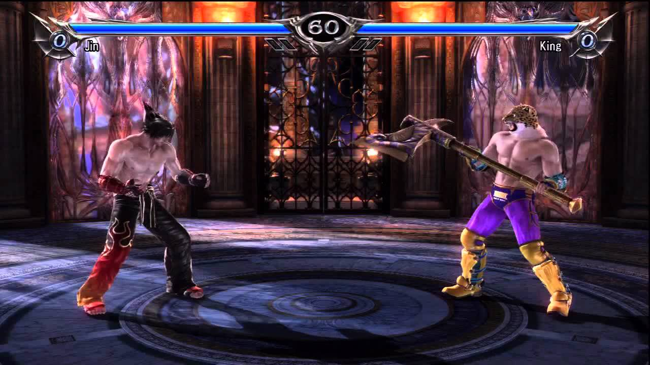 soul calibur v jin kazama character creation youtube