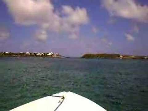 Tilloo Cut in Abaco, Bahamas