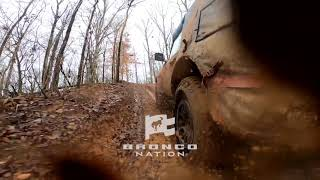 Fun in the Mud with the New Bronco