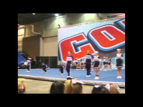 Cheer Accident: Tumbling Crash!