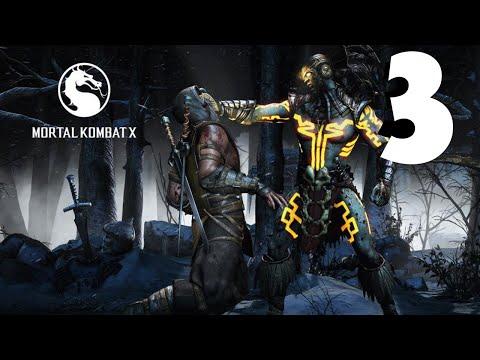 Mortal Kombat X IOS / Android Gameplay Walkthrough #3 (iPhone 6 Plus Gameplay)