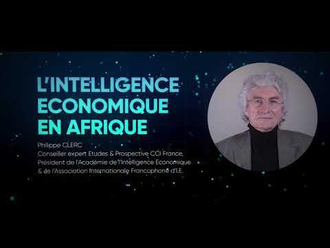 Philippe Clerc - L'intelligence Economique et la veille stratégique en Afrique