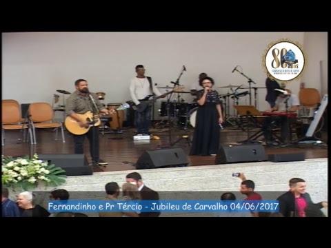 Culto SIBC Manhã - Fernandinho - Pr Tercio Ribeiro - 04-06-2017