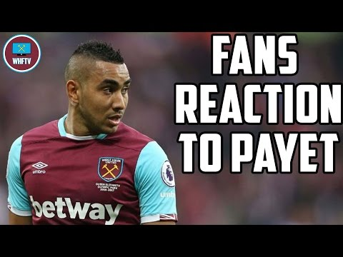 Fans Reaction To Dimitri Payet