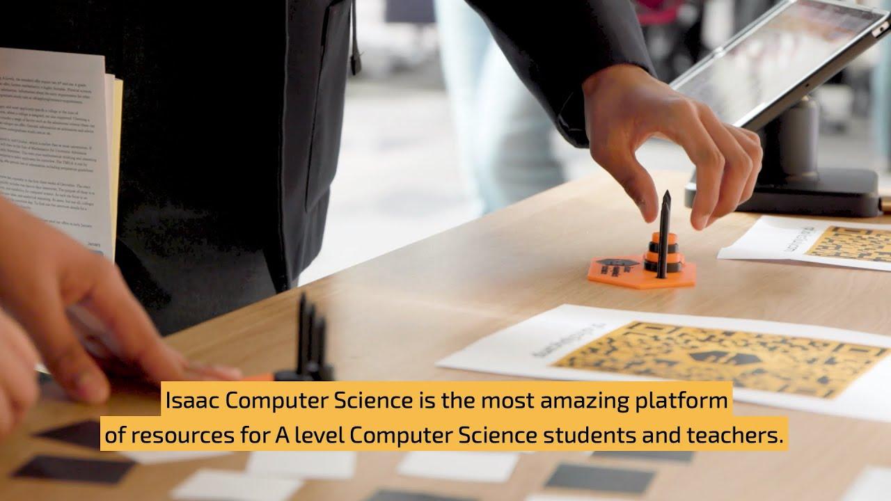 Introducing Isaac Computer Science