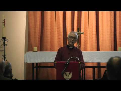"""The Story of God"" by Rev'd Dr Alan Le Grys"