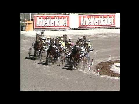 Oslo Grand Prix klassikere - Sugarcane Hanover og Gunnar Eggen 1988