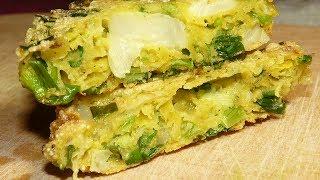 Луковые котлеты рецепт простой и вкусный/onion recipe