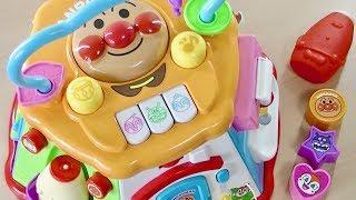 アンパンマン おおきなよくばりボックス Anpanman Big Toys Box thumbnail