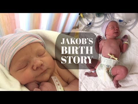 My Labor and Delivery Story // Jakob's Birth