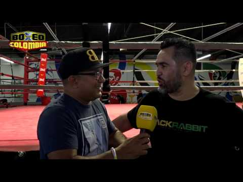 Manuel Robles habla sobre Brandon Valdés - Entrevista / Interview