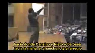 Jaime Garzón en la Universidad Nacional - 1996
