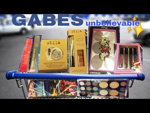 FABULOUS finds at GABES discount department store!