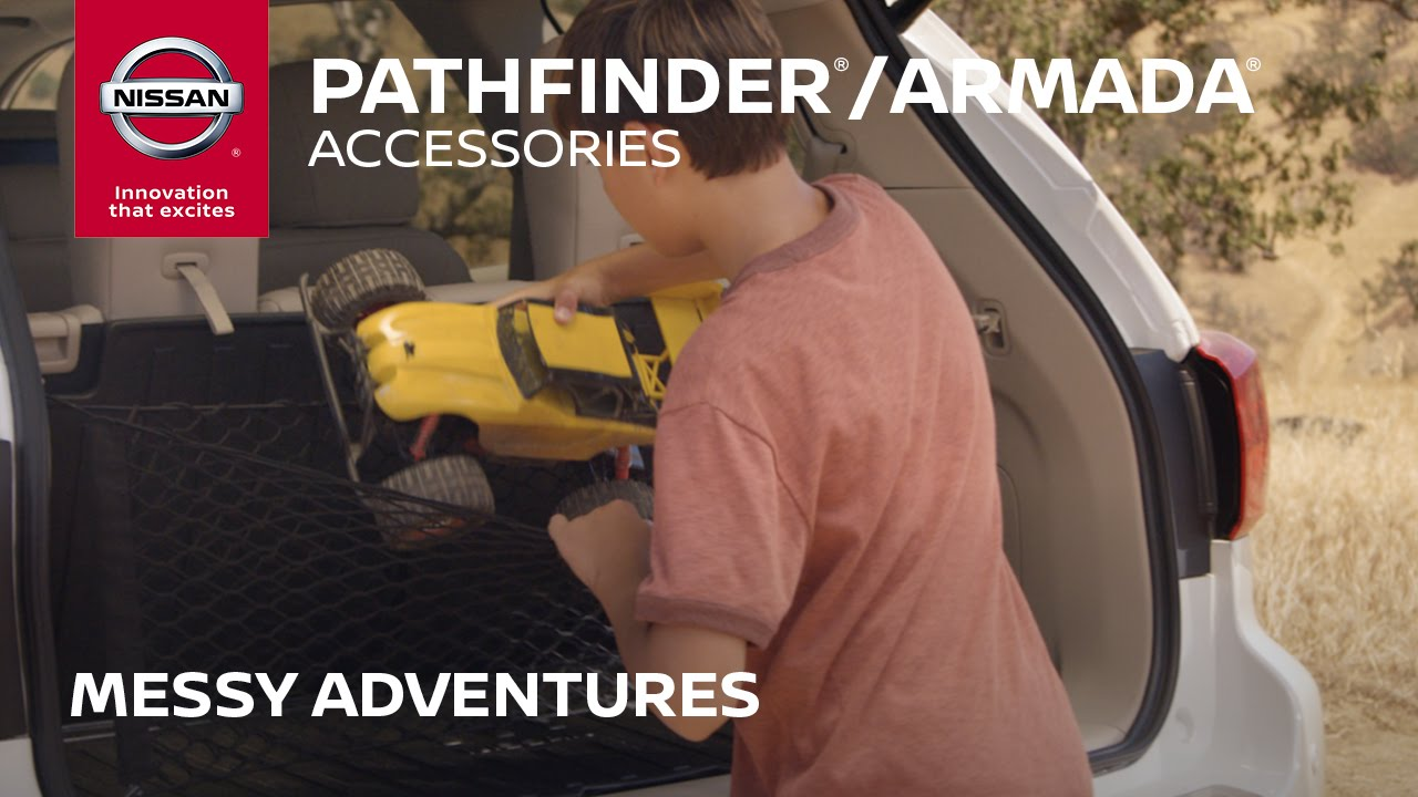 Nissan Pathfinder Videos | 2018 Nissan Pathfinder