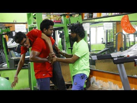 Gym prank 2 | Gym prank Tamil | orange mittai | prank ster