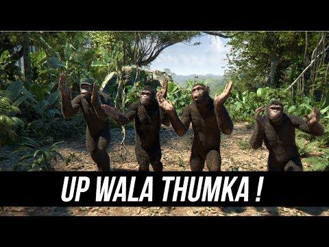 UP Wala Thumka Lagao | Viral Dance Video | Hero No#1