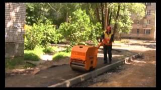 Ручной тротуарный каток DM006(, 2012-01-27T05:43:15.000Z)