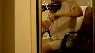 CBS NCAA Basketball Theme violin