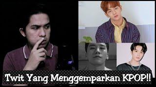 Ada Apa Dengan Woojin, Seungri, dan Jungwoo NCT?! Sampai Trending Topic!!