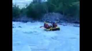 gyr rafting  hautes alpes vallouise raft