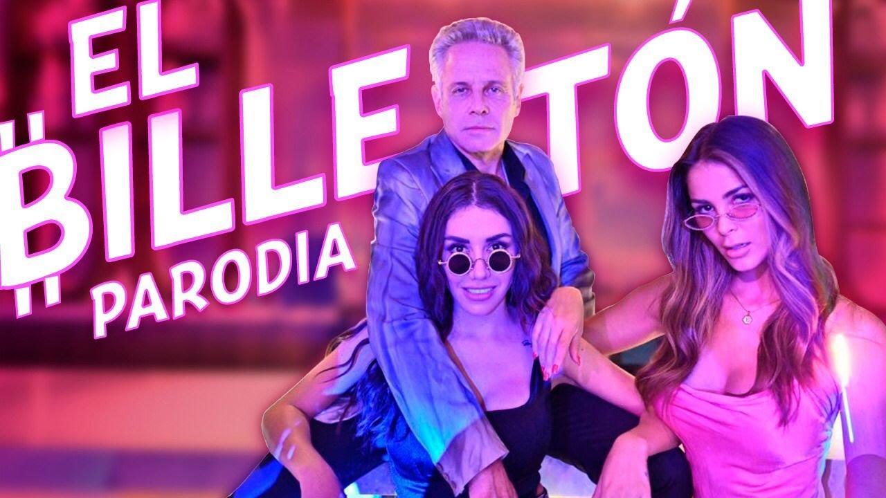 """Parodia de El Makinon - """"El Billetón"""" - Karime Pindter feat. Laura Spoya"""