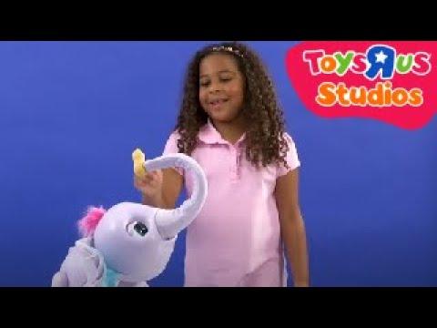 Juno My Baby Elephant - Toys