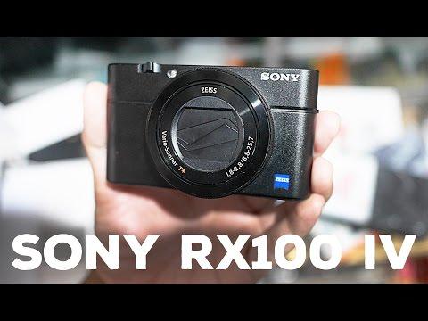 NYOBAIN SONY RX100 IV BUAT VLOG #VIP (eps19)
