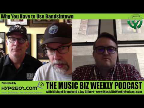 Ep. 279 Why You Should Be Using Bandsintown for Managing Your Dates and Promoting Your Shows