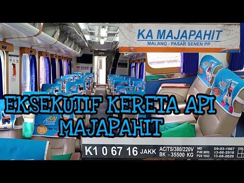 [Trip Report] EKSEKUTIF KA MAJAPAHIT  Semarang Tawang - Malang