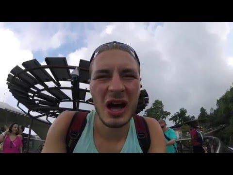 Vlog 16: Malaysia: Langkawi: beaches, Sky Bridge, Raya Gunang, Jet Ski Tour