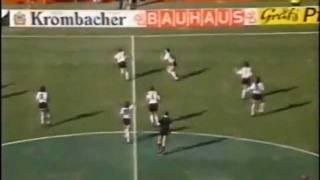 Germany v Argentina 15th DEC 1993