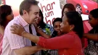 #Gugu em Poá faz a entrega da casa vovó Conceição