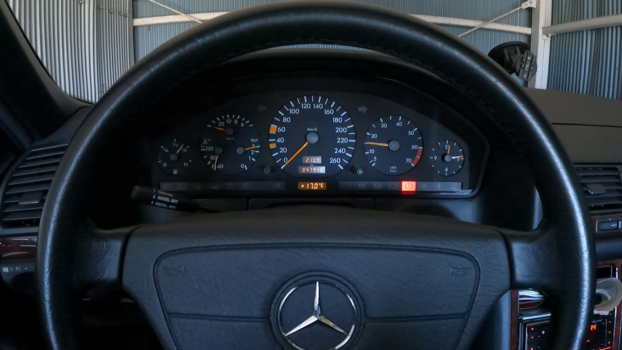 Download W140 S500 Cold Start