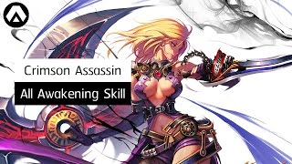Video [Kritika] New Crimson Assassin : All Awakening Skill (LV.10) Red & Blue download MP3, 3GP, MP4, WEBM, AVI, FLV Mei 2018