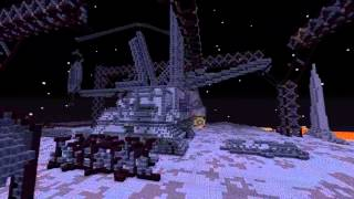 The Ruins of Monas Roth [Minecraft Build]